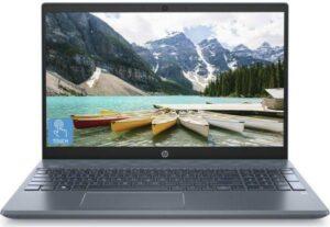 HP Pavilion 15 – 15.6″ FHD IPS Touch Display, Intel Core i7-1065G7, 16GB RAM, 1TB HDD, Dedicated 4GB Nvidia Geforce MX250, Windows 10 Home
