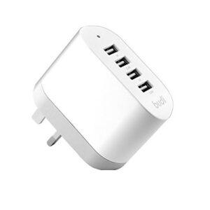 Budi Home Charger 4 USB Port – M8J028U