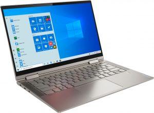 Lenovo Yoga C740-14IML – 14″ FHD IPS touchscreen Display, Intel® Core™ i5-10210U (1.6GHz), 8GB RAM, 256GB SSD, Windows 10 Home