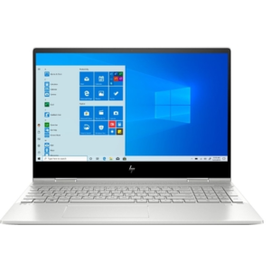 "HP ENVY x360 15 - 15.6"" 15.6"" diagonal FHD IPS Touchscreen Display, Intel® Core™ i5-10210U (1.6GHz), 8GB RAM, 512GB SSD, Windows 10 Home - Natural Silver"