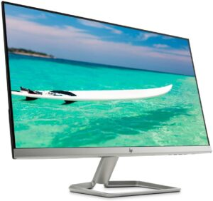 "HP 27f Monitor - 27"" FHD IPS Ultra-Slim FreeSync Micro-Edge Display (VGA, HDMI)"