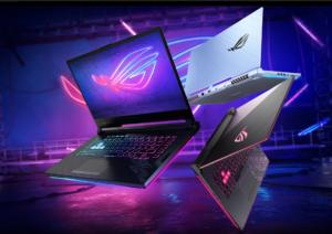 "ASUS ROG Strix G15 Gaming Laptop - 15.6"" FHD IPS WV 144Hz Display, Intel Core i7-10750H, 16GB RAM, 512GB SSD, NVIDIA GeForce® GTX 1660 Ti 6GB, Windows 10 Home"
