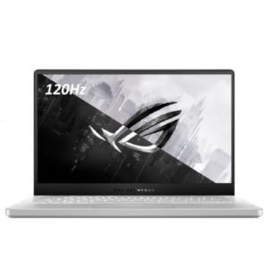 "ASUS ROG Zephyrus G14 GA401IV-BR9N6 - Ryzen 9 4900HS / 3 GHz - Windows 10 - 16 GB RAM - 1 TB SSD NVMe - 14"" 1920 x 1080 (Full HD) @ 120 Hz - GF RTX 2060 - Bluetooth, Wi-Fi 6 - moonlight white"